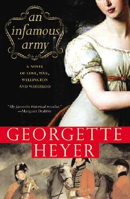 An Infamous Army By Heyer, Georgette